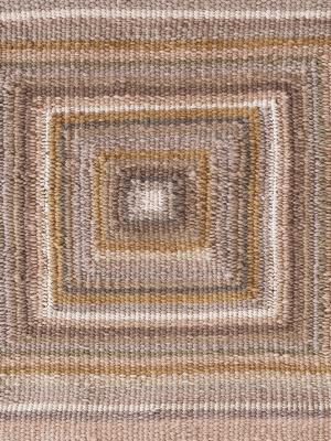 Flat Weave Cotton & Wool